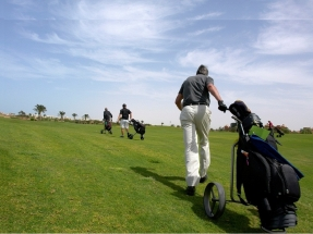 Taba Heights, Golfing