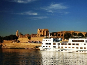 Nile Cruise via Aswan